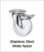 Stainless Steel castors Brisbane