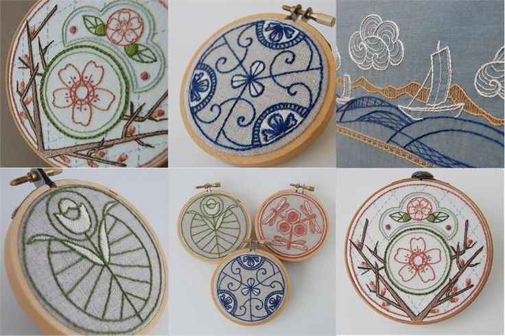 japanese hand embroidery patterns