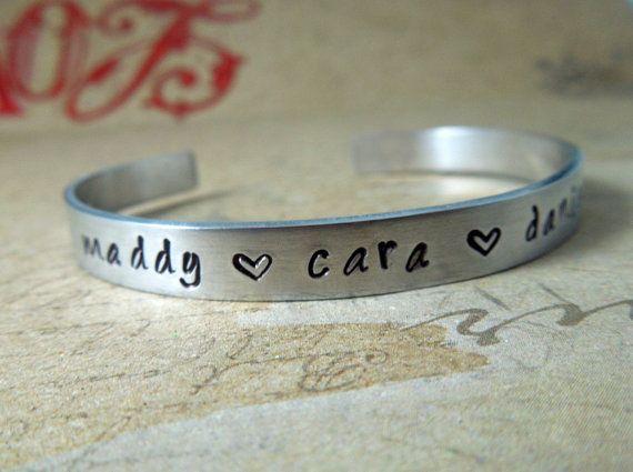 Mommy/Grandmother Bracelet Personalized
