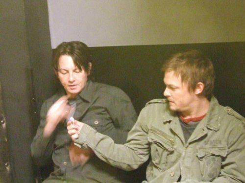 Tommy Flanagan and Norman Reedus?!?  I just died and went to heaven!!!!!!