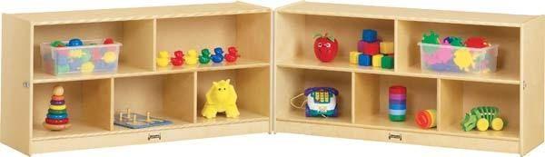 Jonti-Craft Fold-N-Lock Storage Toddler