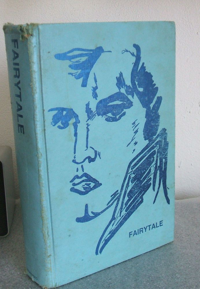 Fairytale Anonymous author Elvis Presley book very hard to find rare novel