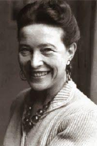 Simone de Beauvoir (París, 9 de enero de 1908-París, 14 de abril de 1986) fue una escritora, profesora y filósofa francesa.