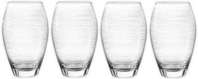Qualia Graffiti Highball Glasses (Set of 4)