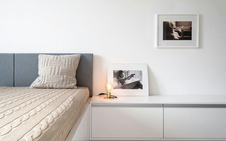 Realization of interior_ bedroom