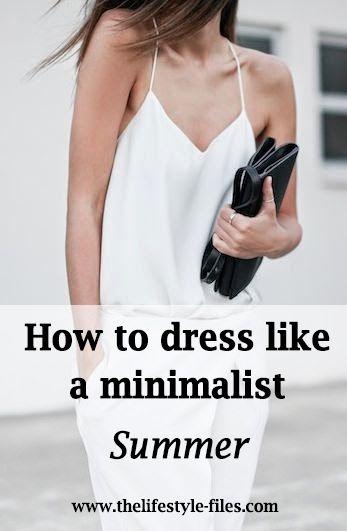 The best of summer minimalist fashion