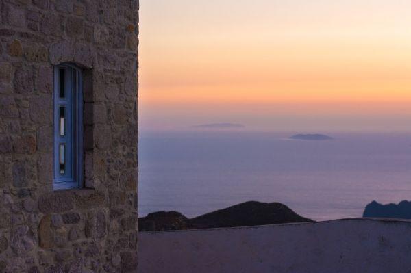 View from Nikia village