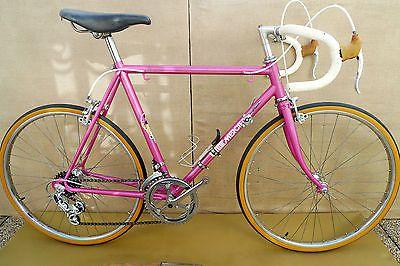 Vintage Mercier Kids Road Racing Bike Pink L'eroica Bicycle Raymond Poulidor Vgc