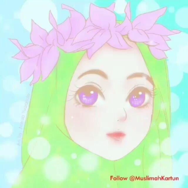 My Beauty for my husband only  Sebagai seorang pengantin wanita lebih cantik dibanding seorang gadis. Sebagai seorang ibu wanita lebih cantik dibanding seorang pengantin. Sebagai istri dan ibu ia adalah kata-kata terindah di semua musim dan dia tumbuh menjadi lebih cantik bertahun-tahun kemudian - Ibnu Qayyim al-Jauziyah - .  Follow @MuslimahKartun @MuslimahKartun . .  Video by @annisayuwanda . .  #VideoDakwah #VideoDakwahIslam #KartunMuslimah #MuslimahKartun