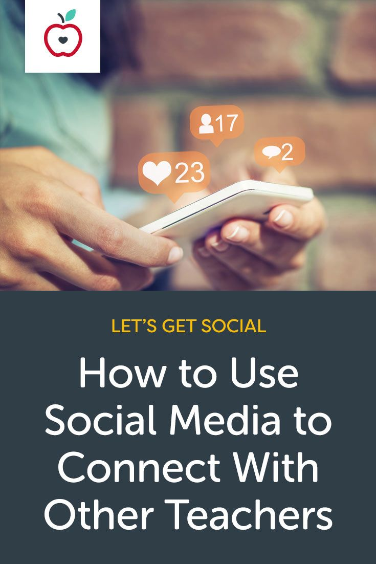 No matter what industry you work in, social media is a great way to connect with like-minded people. However, this especially true for teachers! Here's how to do it on Facebook, Instagram, and Twitter.
