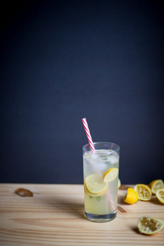 Today's mixology post, celebrates summer! With a few tunes, this basil gin lemonade the perfect way to welcome summer.