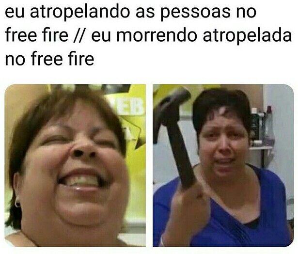 Pin De Roberto Thompson Em Free Fire Memes Memes Engracados Meme Engracado Piadas
