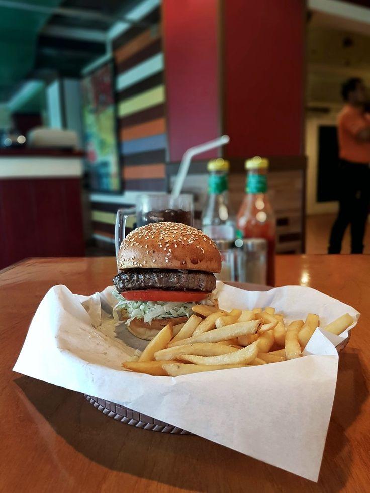 """Old Timer Burger"", Chili's Grill & Bar, Jakarta"