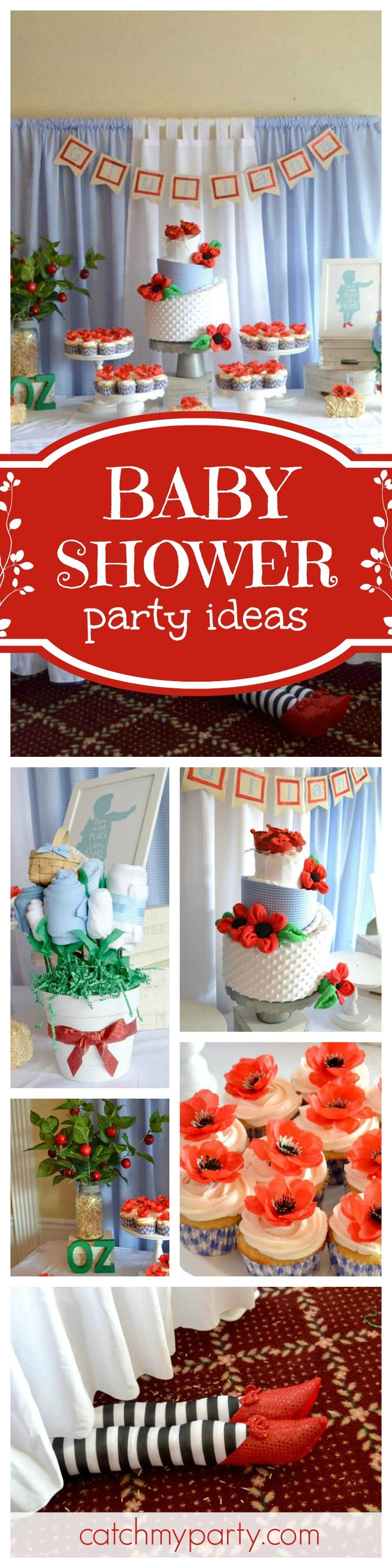 582 best Baby Shower Ideas images on Pinterest