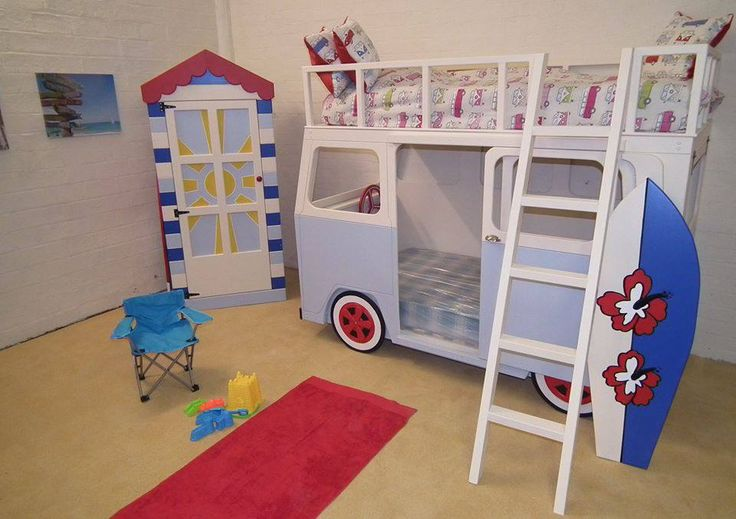 Vw Campervan Bed From Dreamcraft Furniture And Interiors