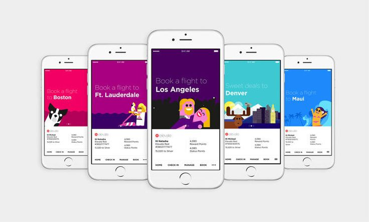 Virgin America's New App Puts A Travel Agent In Your Pocket | Co.Design | business + design
