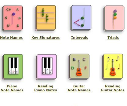 music theory online games