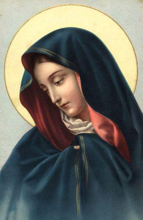 Kostenloses Foto: Jungfrau, Mary, Madonna, Jesus