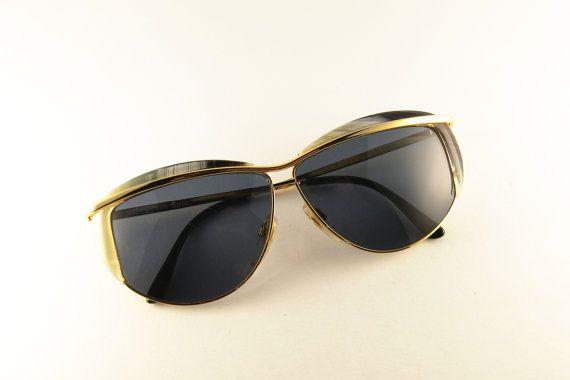 #Valentino #vintage #sunglasses Occhiali da sole vintage - Occhiali di MarinaVintageItaly