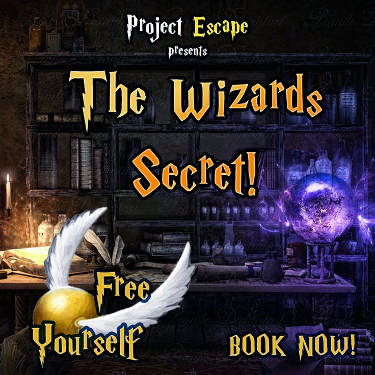 Harry Potter Escape Room Pa