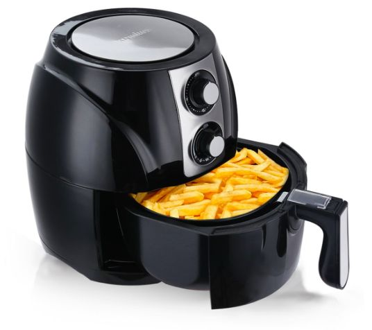 Prize: Cusimax 1300W Electric Air Fryer with 3 QT Capacity, Precise Temperature Control and Timer – Fry, Bake, Grill and Roast, CMAF-130B, Black Freebie Mom has paid for all prizes, sales tax, and shipping. Entry requires an Amazon.com account. Amazon will ship prizes to winners. Winners' names may be made public. NO PURCHASE NECESSARY. Every …
