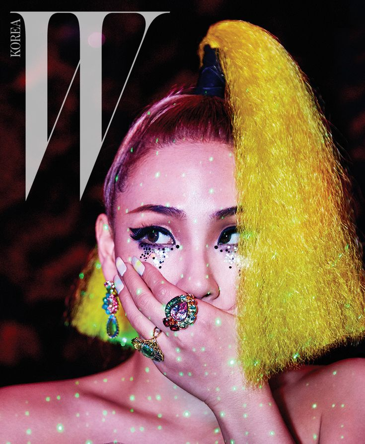 CL By HeeJun Kim For W Korea March 2016