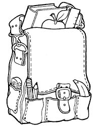 Kuvahaun tulos haulle backpack coloring book