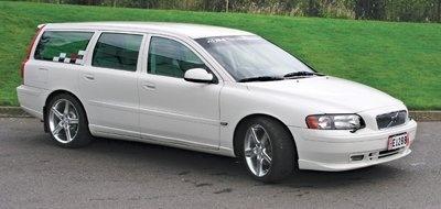 2001 Volvo V70 T5 - http://www.gears4max.net/2001-volvo-v70-t5/