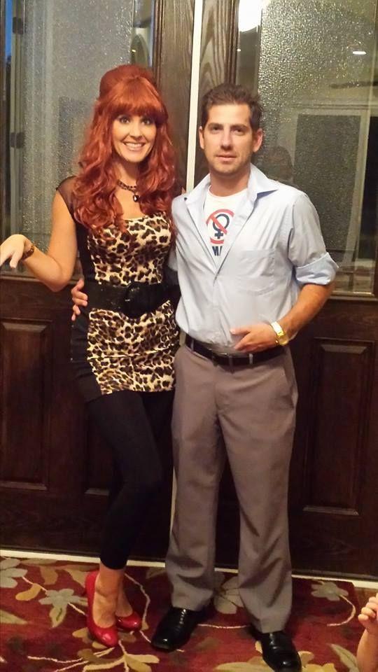 Peggy Bundy Kostüm selber machen | Kostüm Idee zu Karneval, Halloween & Fasching