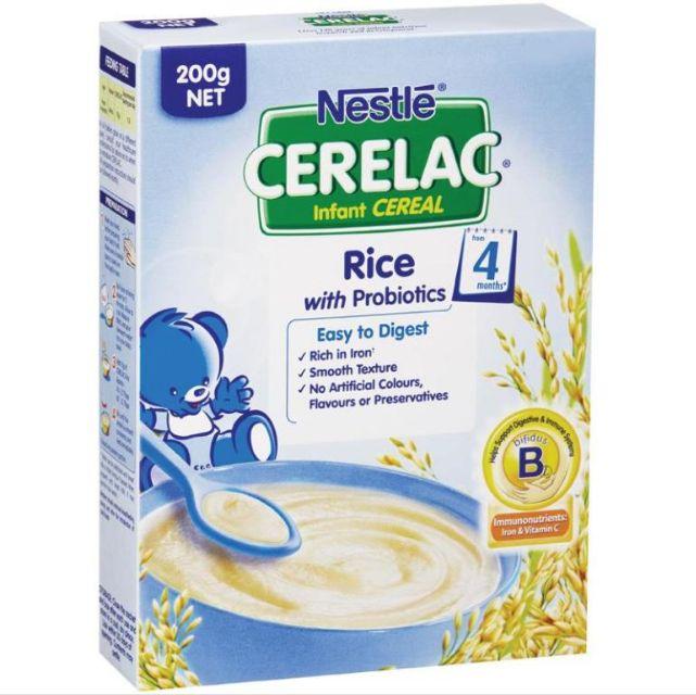 Céréales Bébé 4 Mois