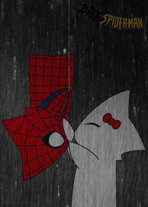Disto-Spiderman _ju  http://julien-poli.fr/