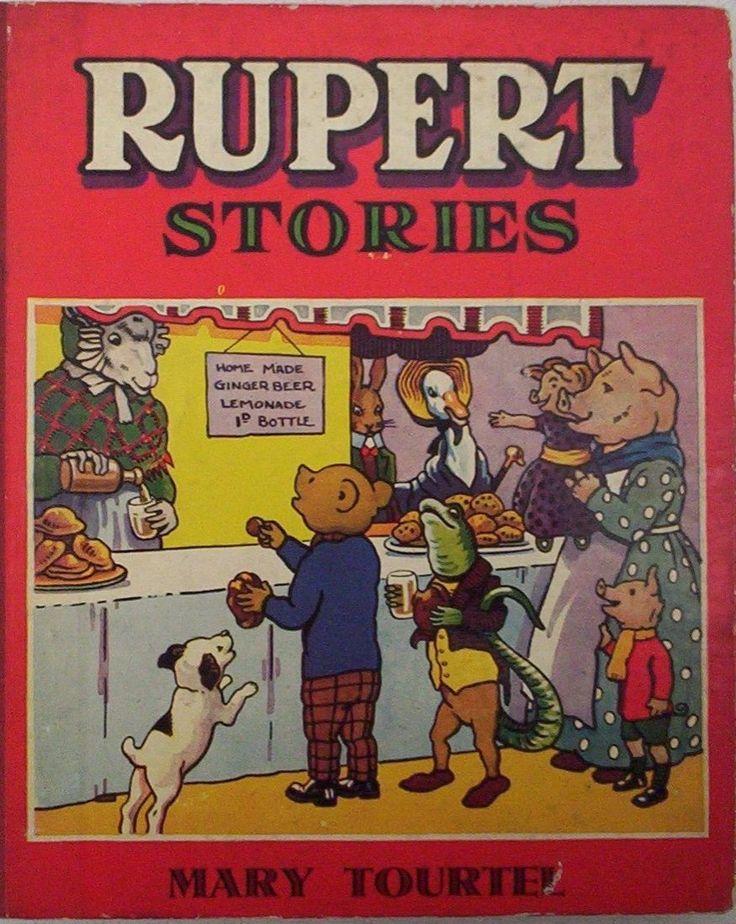 Rupert Stories - 1947