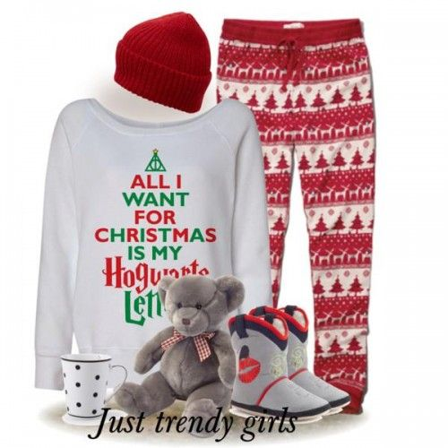 cute holiday pajamas for women, Girly cute pajamas http://www.justtrendygirls.com/girly-cute-pajamas/