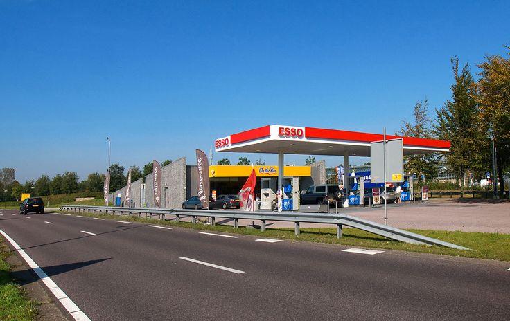 ESSO tankstation te Baarn - Meijer & van EerdenMeijer & van Eerden
