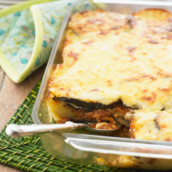 The Best Moussaka Ever Recipe Ideas From The Everyday Delicious Kitchen