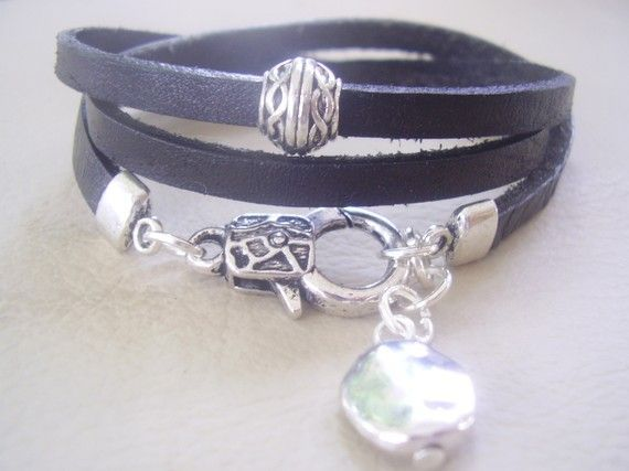 Cool leather bracelets and many more