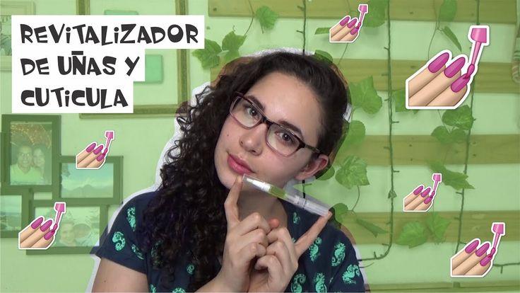 PROBANDO REVITALIZADOR DE UÑAS Y CUTICULAS   1 DOLAR, Easywithlu
