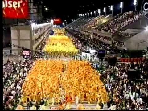 Mocidade Independente de Padre Miguel 2000