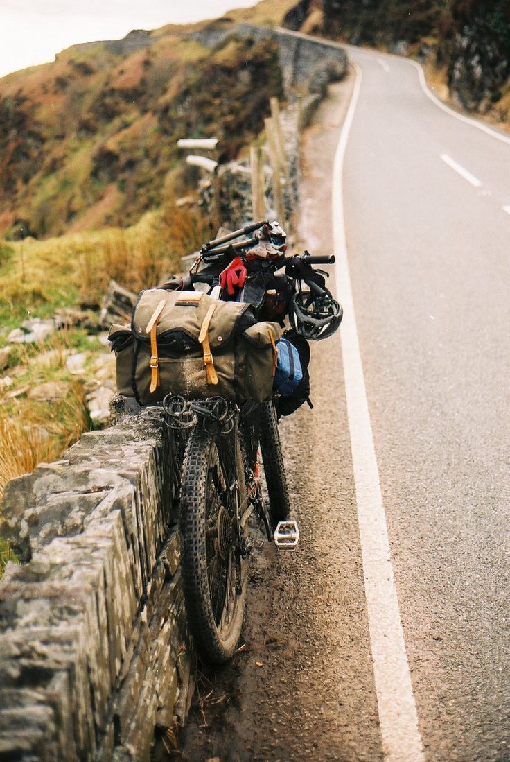 Surly Surly Ecr Wildcat Gear Bikepacking Blog Bicycle Touring