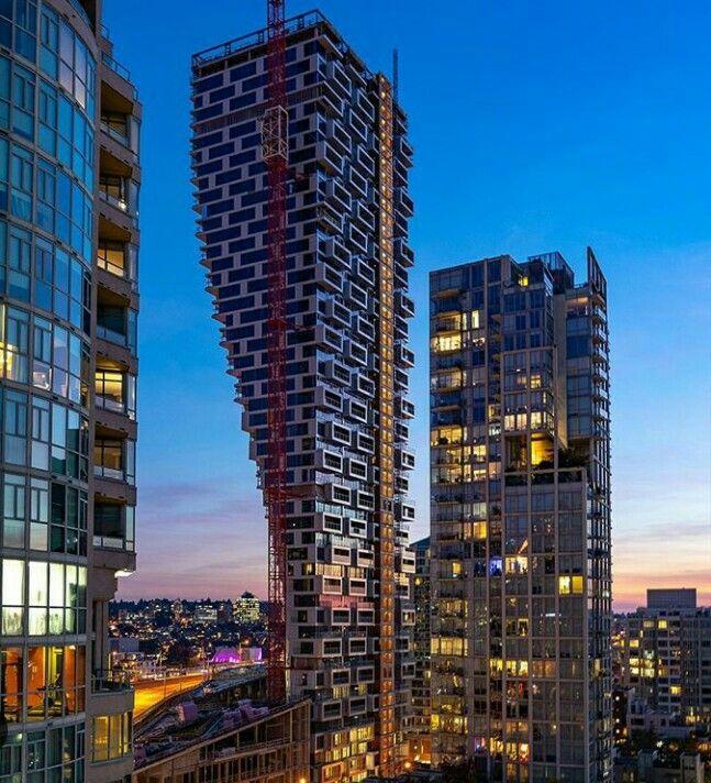 Vancouver House Project Bjarke Ingels Group Vancouver Architecture Urban Design Architecture Vancouver House