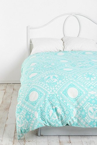 Papercut Duvet Cover contemporary duvet covers- Urban Outfitters