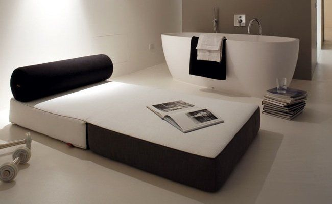 17 best images about tapiceria sofa cama on pinterest - Couch bed for studio apartment ...
