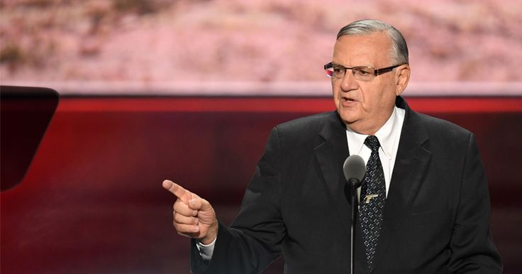 Five Reasons Why Trump Was Right to Pardon Arpaio  Sheriff Joe was charged under the wrong statute and was denied a jury trial