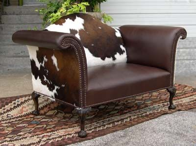 Sheriff Western Loveseat Western Sofas and Loveseats