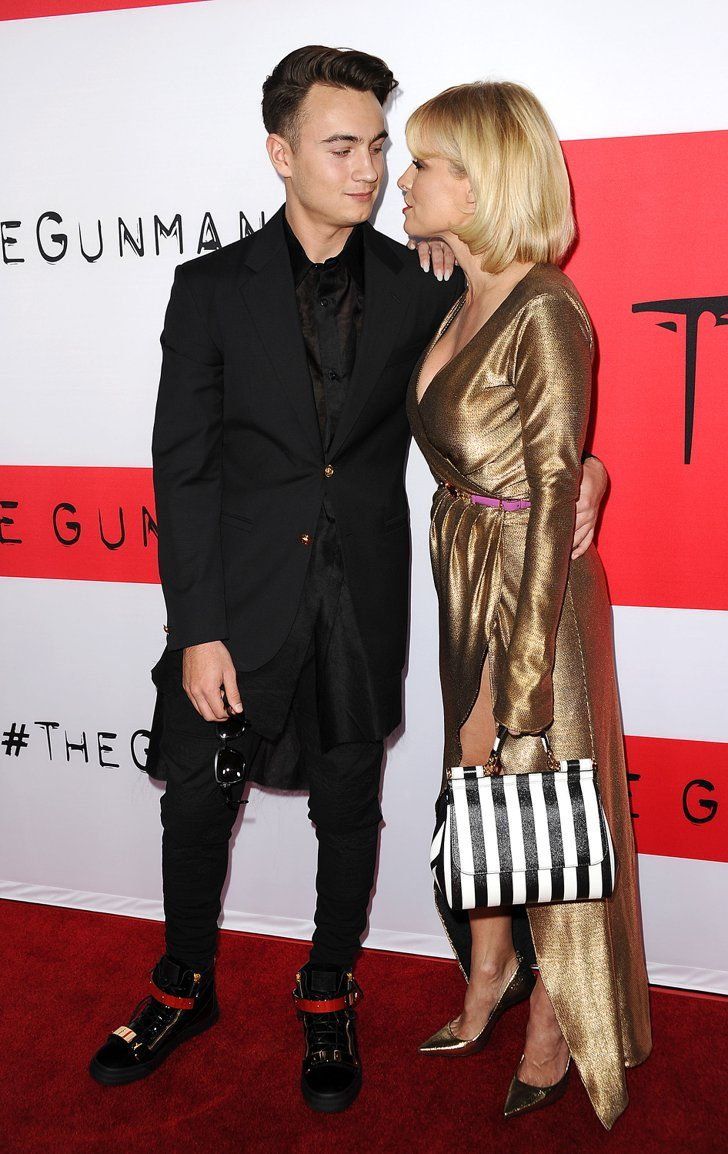 Pin for Later: Pamela Anderson's Son Steals the Spotlight With His Hot Looks and Dating Rumors