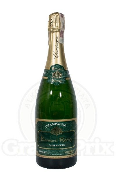 Alkoholeswiata.com / PLATFORMA INTERNETOWA Z ALKOHOLEM Szampan Bernard Remy Carte Blanche Demi Sec 0,75L - REZERWUJ alkohol w alkoholeswiata.com