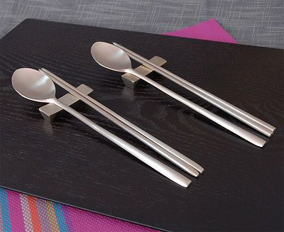 Bangjja Yugi Spoon Set Korean Royal Court Cuisine Dinnerware, Antibacterial