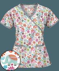 UA Spring Scrubs, Holiday Scrubs, Valentine's Scrubs