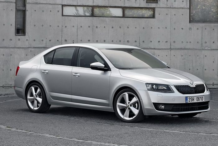 New Skoda Octavia III...you will love it....