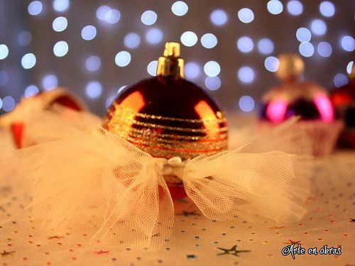 DIY: bolas navideñas - Laura Serrano
